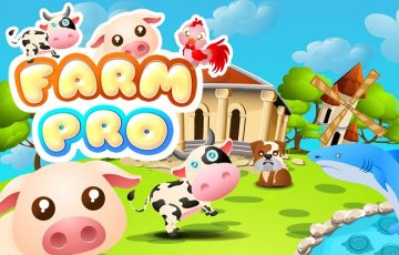 牧場育成ゲーム『Game Farm Pro』