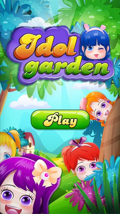idols garden