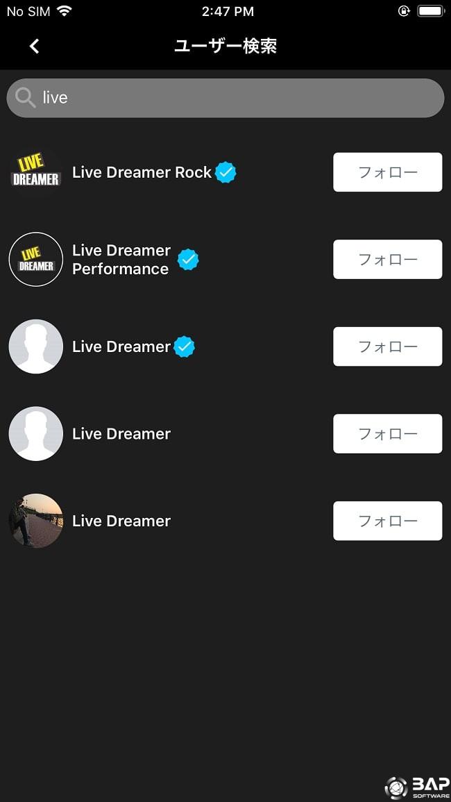 live dreamer friends