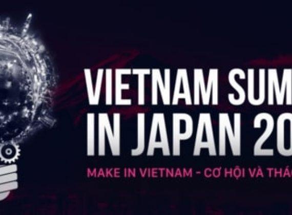 VIETNAM SUMMIT IN JAPAN 2019