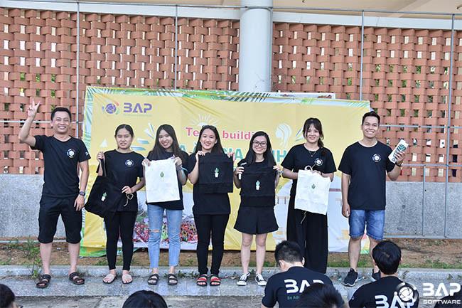 BAP Team Building