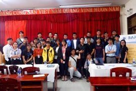 DUY TAN大学にて「MACHINE LEARNING, DEEP LEARNING」というテーマでセミナーを開催しました。