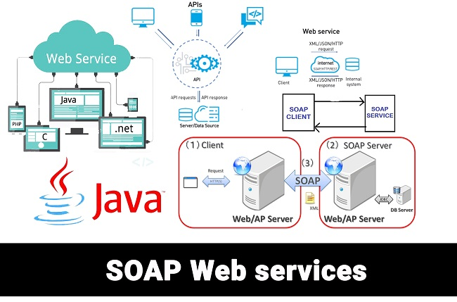 web service development language