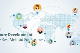 オフショア開発がビジネスに最適な理由