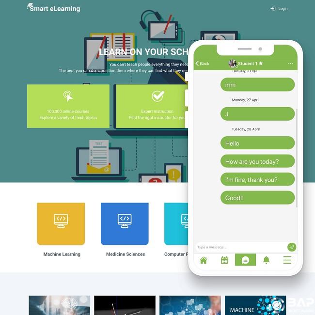 Smart E-learning