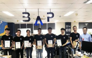 (English) Spring Internship 2020 In BAP Hue