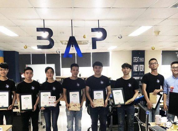 (English) Spring Internship 2020 In BAP Hue
