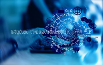 What is Digital Transformation? Technology, Solution, Future For Business From Digital Transformation