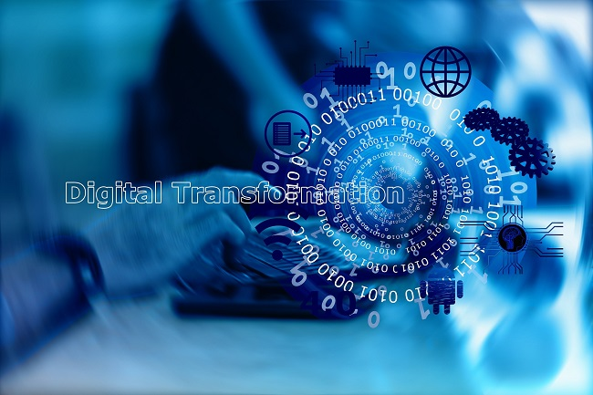 デジタル トランスフォーメーション