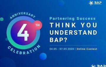 (English) Happy BAP IT's 4th Anniversary