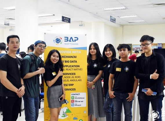 (English) BAP At DUT IT Job Fair 2020