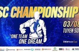 DSC2020大会に備えるBAP FC