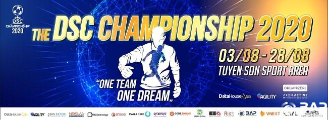 the dsc championship 2020