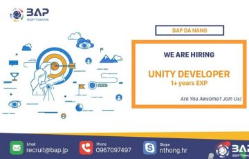 Da Nang – Unity Developer
