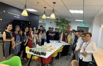 (English) August Birthday And Newbies In Ho Chi Minh