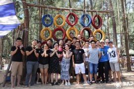 (English) Team Building In Hue And Ho Chi Minh