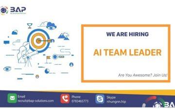 AI Team Leader