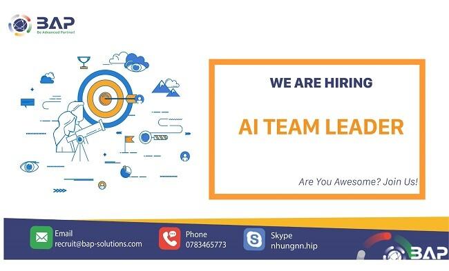 (English) AI Team Leader