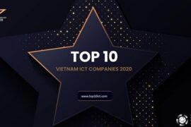 BAPがVIETNAM ICT COMPANIES 2020のトップ10に選ばれました。