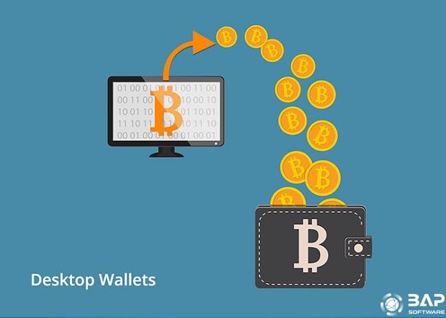 Desktop wallet