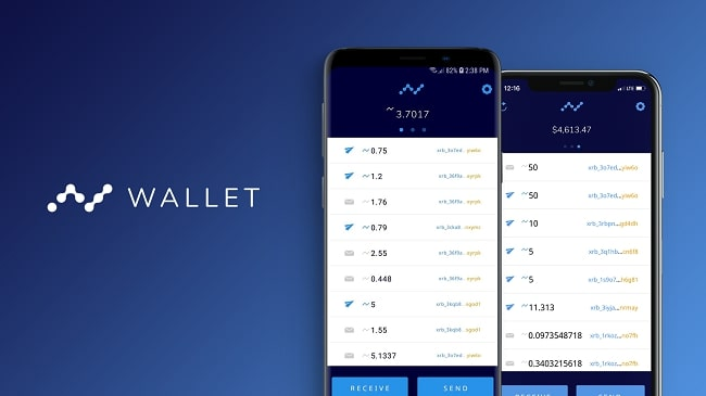 Nano wallet Multisig