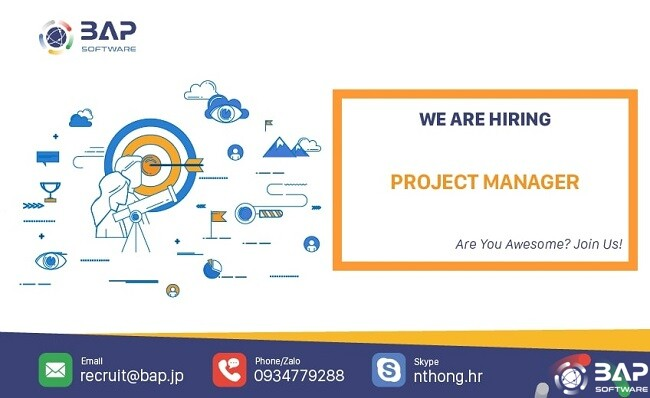 (English) Project Manager