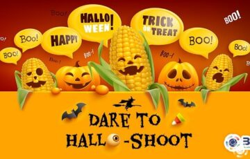 (English) DARE TO HALLO – SHOOT EVENT