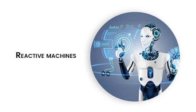 reactive machines
