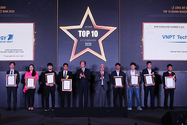 Top 10 Vietnam ICT Companies 2020