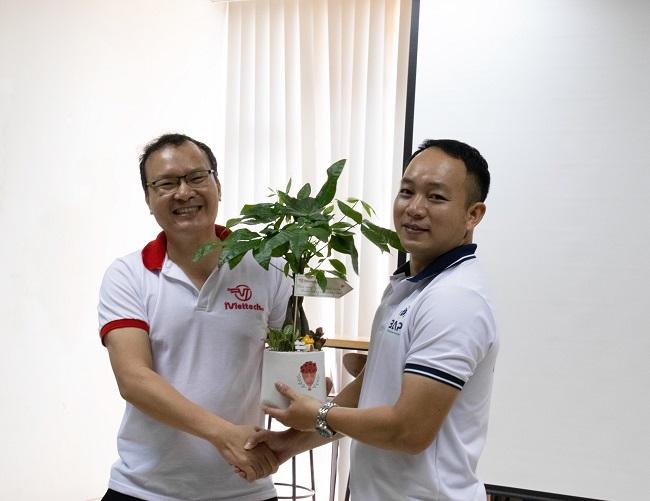 CEO and teacher