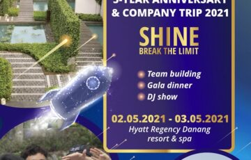 (Tiếng Việt) Lễ kỷ niệm 5 năm thành lập BAP – Company Trip 2021