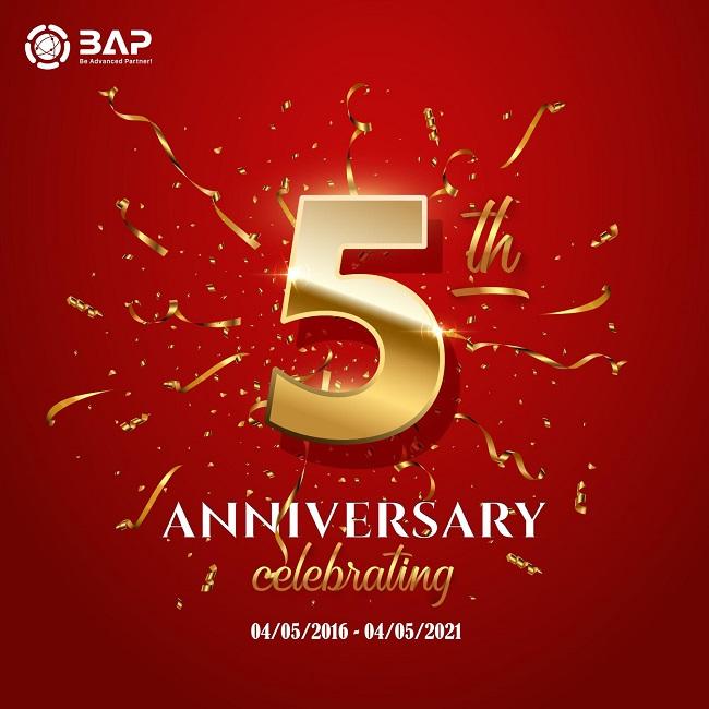 bap 5 year anniversary celebration