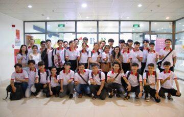 (Tiếng Việt) Chào mừng đoàn giảng viên và các bạn học viên iViettech tới giao lưu và tham quan công ty BAP.