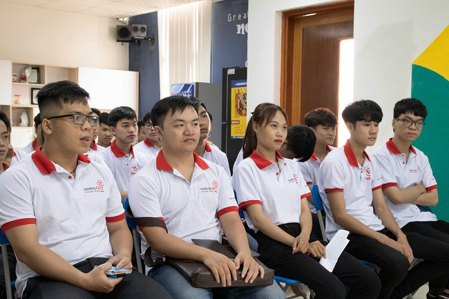 students of iviettech