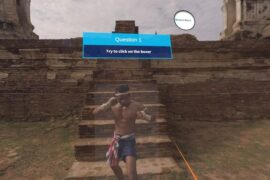 VR Training App
