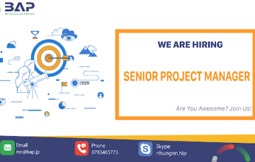 Senior Project Manager