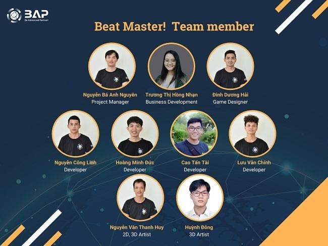 beat master team member