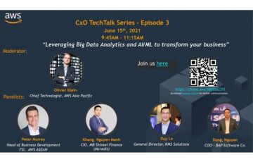 Meet Mr. Nguyen Vo Quang Dong – COO of BAP Software at CxO Techtalk series