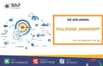 Fullstack Javascript Developer