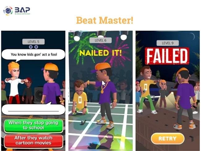 game beat master