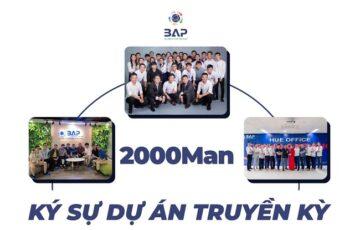 2000 Man – Ký sự dự án truyền kỳ
