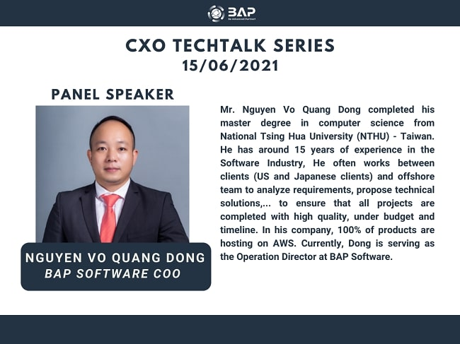 panel speaker nguyen vo quang dong
