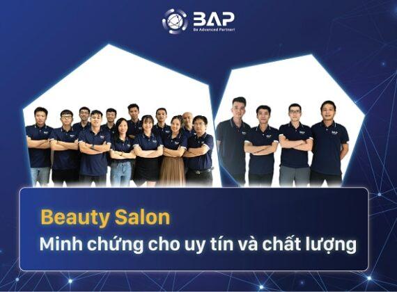 Beauty Salon – Minh chứng cho uy tín và chất lượng