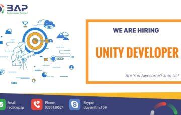Unity Developer
